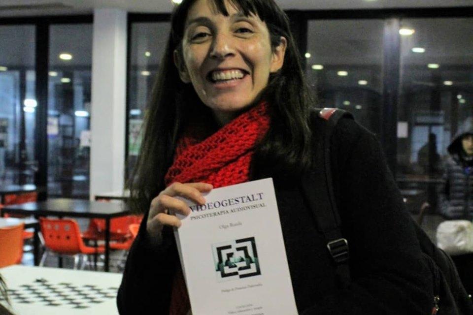 Presentación en Chile del libro: Videogestalt. Psicoterapia Audiovisual